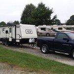 Dads bluegrass campground