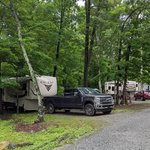 Forest lake rv camping resort