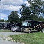 Forest lake rv camping resort