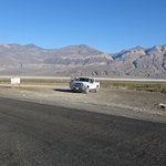 Panamint valley dispersed