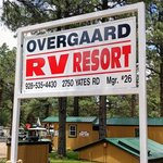 Overgaard rv resort