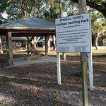 Seafood landing park