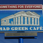 Mad greek truck rv parking