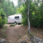 Wilderness gateway campground