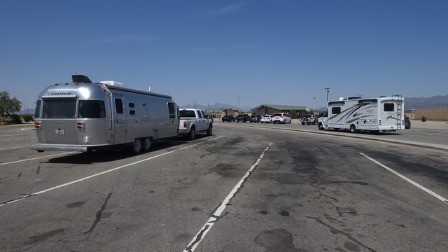 Cibola arizona campgrounds with hookups