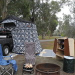 Basalt campground