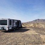 Truckhaven hills camp ocotillo wells svra