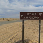 Keyhole campground