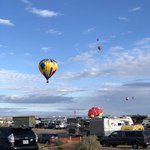 Balloon fiesta south rv lot