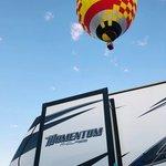 Balloon fiesta south rv lot