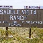 Saddle vista ranch