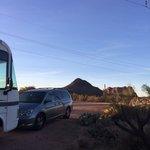 Apache trail boondock