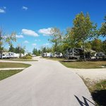 Winnipeg beach campground