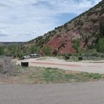 Trail creek campground bighorn canyon nra