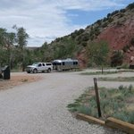 Trail creek campground bighorn canyon nra