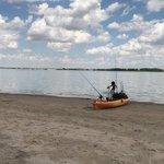 Prewitt reservoir south