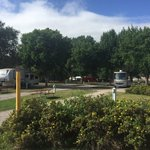 Holiday rv park campground