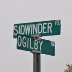 Sidewinder road
