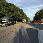 Stormville rest area eastbound