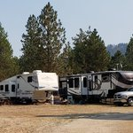 Rv spot loon lake wa