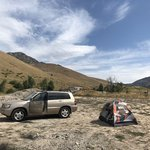 Middle fork campground utah