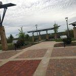 Eastland rest area westbound