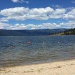 Van wyck campground lake cascade sp