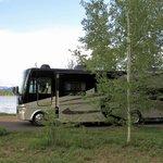 Poison creek campground lake cascade sp