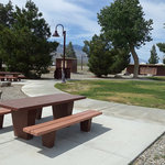 Coso junction rest area