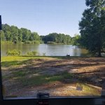 South abutment campground