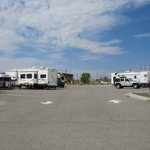 White rock visitor center rv parking