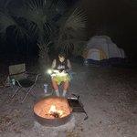 Shangri la trailhead campground
