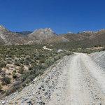 Short canyon trailhead