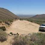 Short canyon trailhead