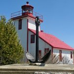 Mississagi lighthouse campground