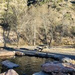 Gila hot springs campground
