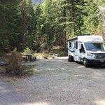 Blodgett campground bitterroot nf