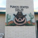 Punkin center dispersed