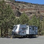 Big bend campground oregon