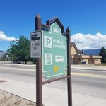 Summerland public rv parking