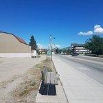 Summerland public rv parking
