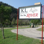 Kl ranch camp on the river