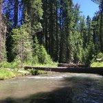 Annie creek sno park