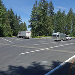 Toutle river rest area northbound