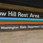 Bow hill rest area northbound