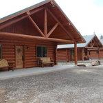 Log inn cabins rv