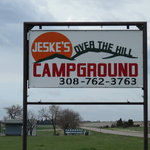 Jeskes over the hill campground