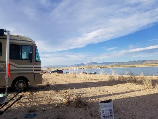 West beach campground yuba sp