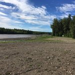 Muskwa river recreation site