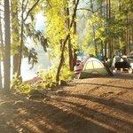 Twin one creek recreational site
